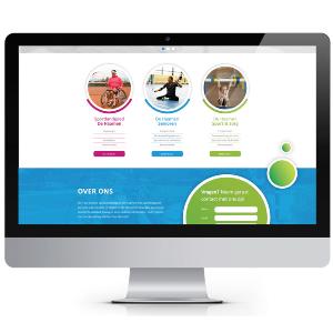 Nieuw online platform voor Sportlandgoed De Haamen en Trainingscentrum Aangepast Sporten (TAS)