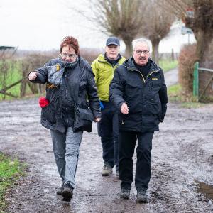 Kennismaken met sportief wandelen!