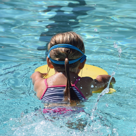 Extra zwemlessen en privé lessen