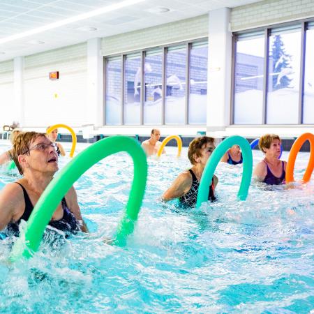Zomer programma zwembad De Haamen