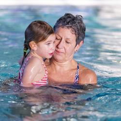 Ouder & Kind zwemmen